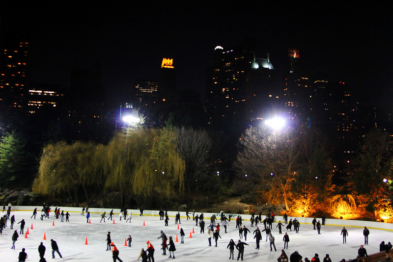 Ice Rink Central Park