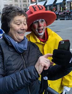 Parade Selfie