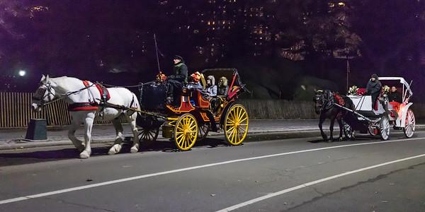 Hansom Cab Parade