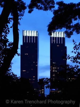 Central Park  Mandarin Oriental NYC