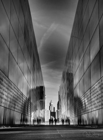 Empty Skies Memorial, New Jersey