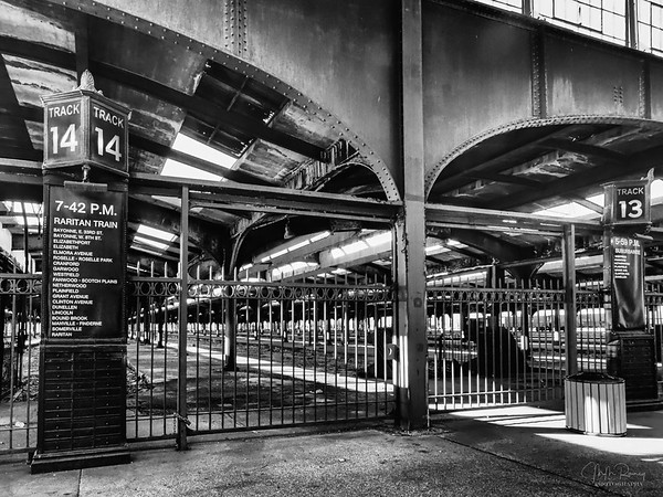 Abandoned terminus, New Jersey