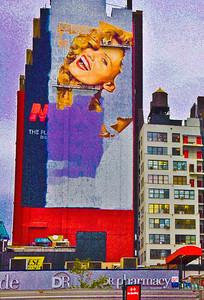 """Super Push-Up Unmasked Version 2,"" New York City, 2011."