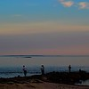 Fishing, Niantic Waterfront