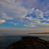 Fishing, Niantic Waterfront