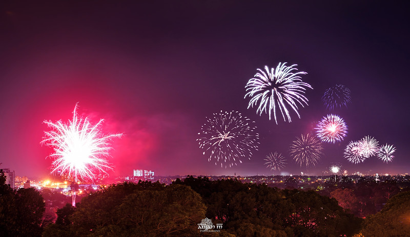 Happy New Year 2019, From Sydney Australia