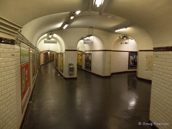 Paris Metro 3