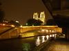 Notre Dam de Paris at night