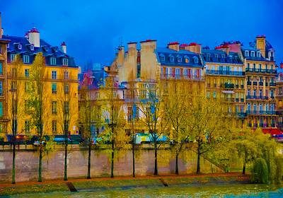 'Chimney Tops,' Paris 2010.