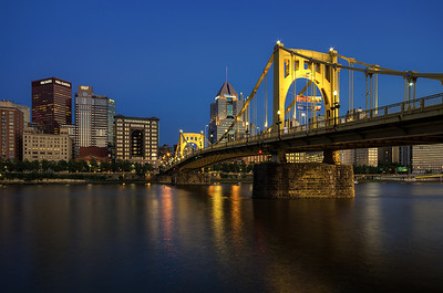 Steel City Blues