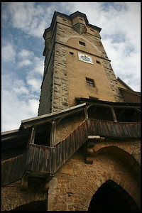 Old watch tower