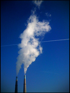 Exhaling, Moss Landing Power Plant