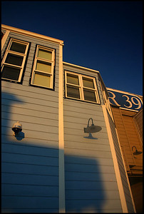 Pier 39, Sunset