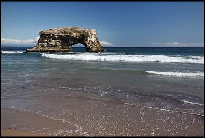 Natural Bridge State Park, CA