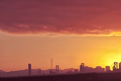 """The Golden Hour 2"" - San Francisco, California"