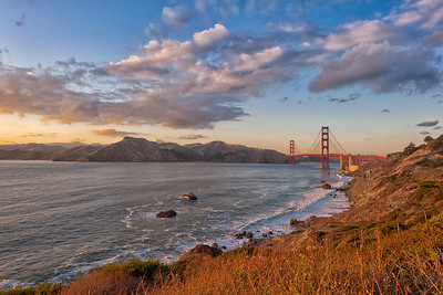 """California Dreaming"" - Golden Gate National Park, San Francisco, California"