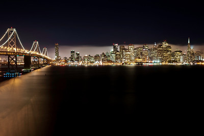 """San Francisco State of Mind"" - San Francisco Skyline from Treasure Island, San Francisco"