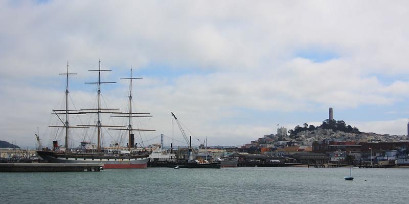 Historic San Francisco Harbor