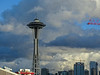 Space Needle, Seattle Washington.