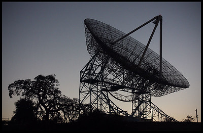 The Dish, Silhouette