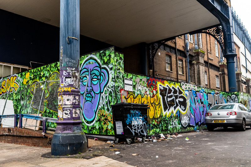 Back street Street-Art