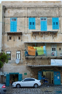 A Side Street in Haifa