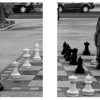 Street Chess on Galveston Strand