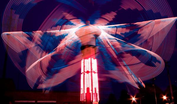 Twirling Lights