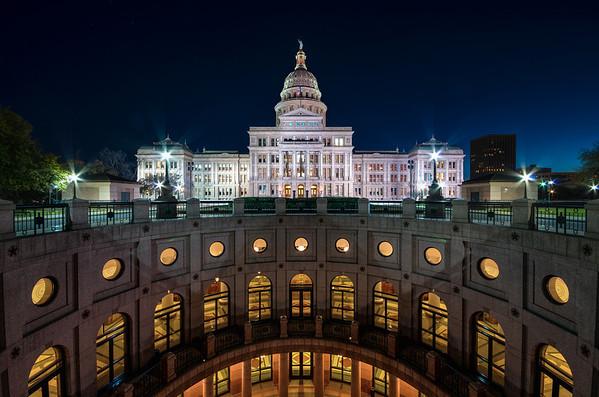 """Modern Day Sarlac Pit"" Austin, Texas"