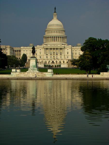 Capital Building, The Capital Mall, Washington DC