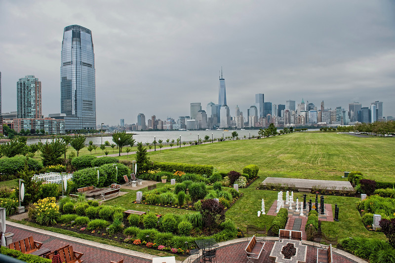 Freedom Tower Park