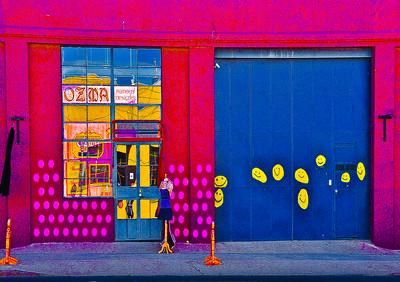 """""""Polka Dots & Smiles,"""" Tucson, AZ, 2013."""