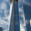 New towers NYC 9/11 Memorial 2012