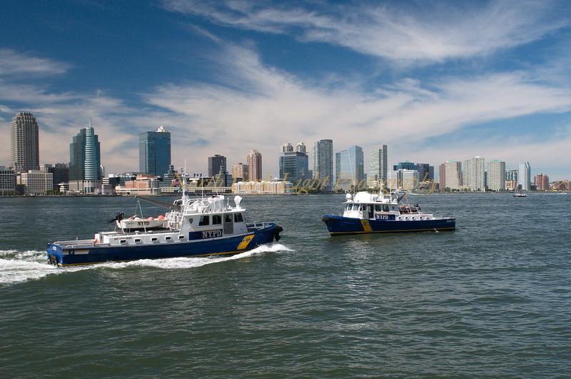 Patrol Boats keep watch