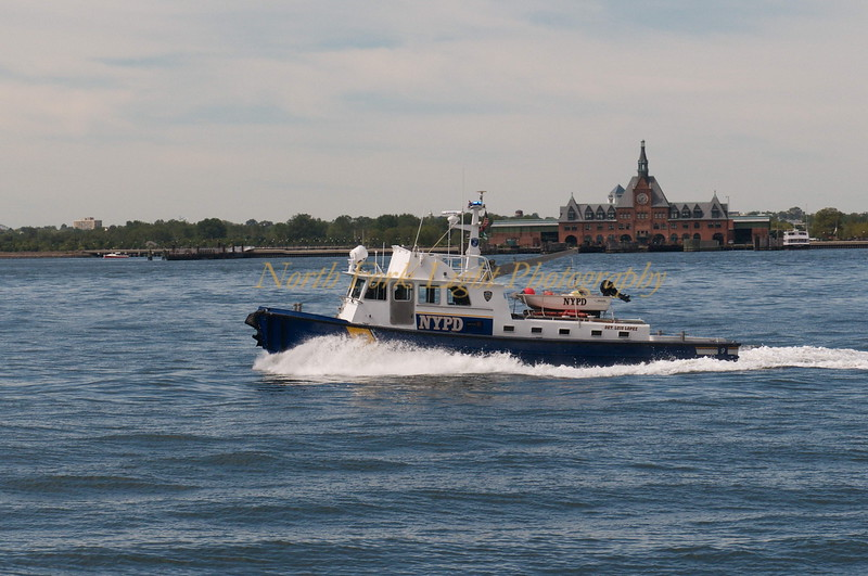 Patrol Boat on Alert on this anniversary