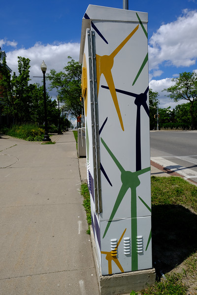 N.W. Corner of Dufferin Street & Saskatchewan Road (Exhibition Place)