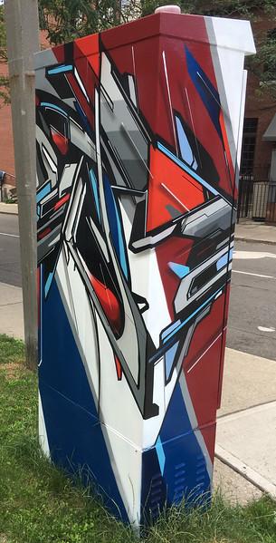 S.E. Corner of Ontario Street & Carlton Street