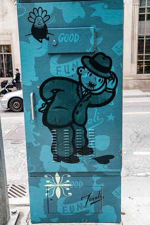 N.W. Corner of Yonge Street & Gerrard Street West