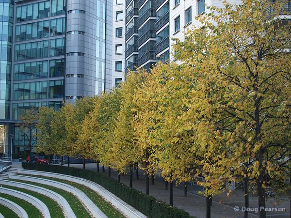 Modern building near Paddington Station, London, UK, picture 2.