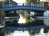 A bridge over the canal at Little Venice, London, UK