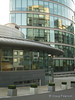 Modern building near Paddington Station, London, UK, picture 1.