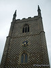Tower of St Mary's Church, Reading, UK