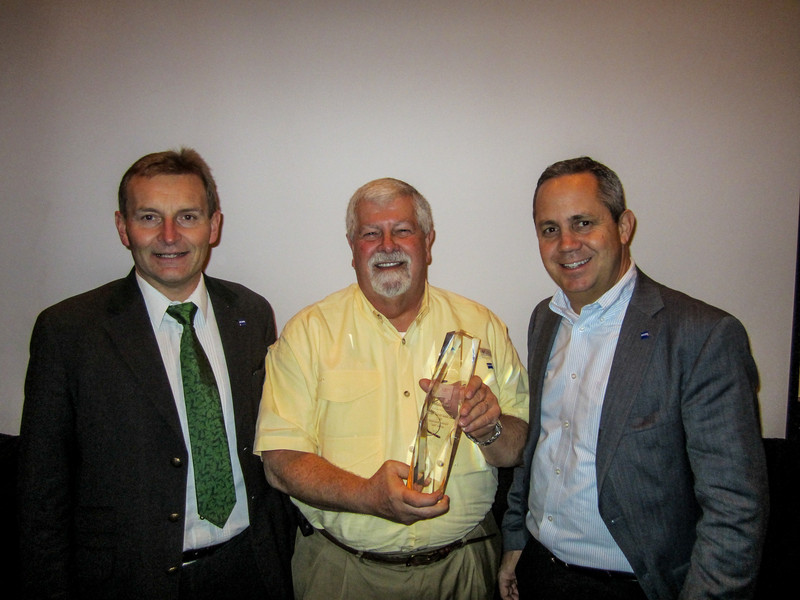 Salesman's Award Winners, Carl Zeiss Sports Optics