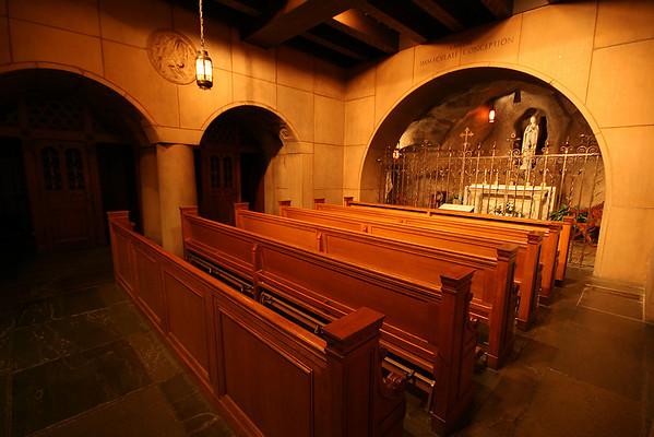 Washington National Cathedral & Basilica of the National Shrine