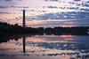 Sunrise at the Washington Monument