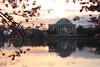 Sunrise at the Jefferson Memorial