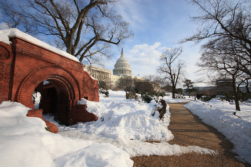 U.S. Capitol and Summer House