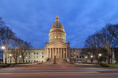 The West Virginia State Capitol