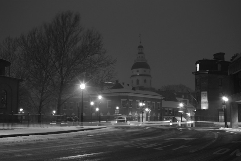 Maryland State House & Maryland Inn