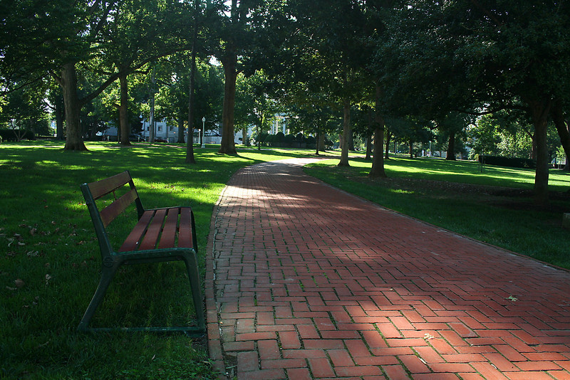 Naval Academy Path